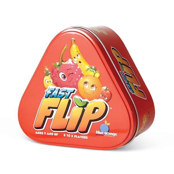 【2Plus】水果擒拿手 Fast Flip 桌上遊戲