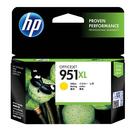 CN048AA HP 951XL 大印量黃色墨水匣 適用 OJ Pro 8100/8600/8600Plus