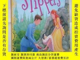 二手書博民逛書店The罕見Red Slippers (Princess Stor