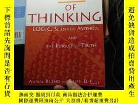 二手書博民逛書店The罕見Craft Of Thinking: Logic Sc