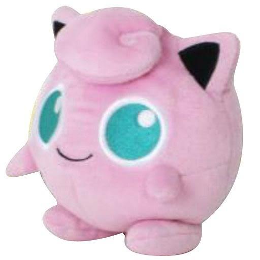日本直送 Pokemon 寶可夢 神奇寶貝 波波球/胖丁 S號娃娃 該該貝比日本精品 ☆