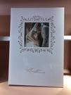 45 DESIGN MIT  代客排版製作 韓式水晶設計 相本 相簿 結婚  12吋娘家本 婚紗店專用 粉花