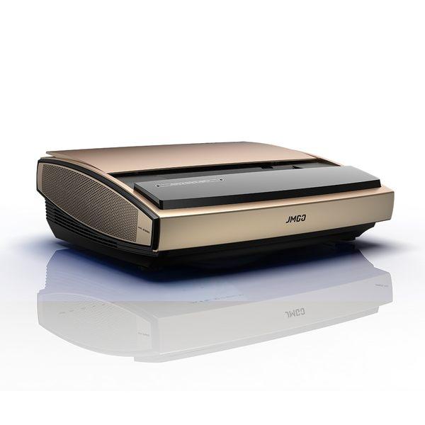 新竹 竹北投影機專賣《名展影音》堅果 JMGO S3 超短焦4K雷射 極具科技感 投影機 公司貨