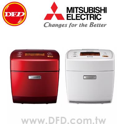 三菱 MITSUBISHI NJ-EV105T-W 炭炊釜 IH電子鍋 NJ-EV105T-R 紅色/白色 公司貨