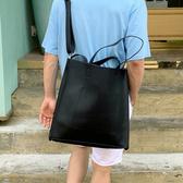 韓風簡約PU皮革手提單肩包 多色可選 斜背 復古刷色 百搭造型