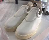 ■ 現貨在台■專櫃9折■Celine 思琳 Nappa 納帕羊皮套穿式厚底鞋 白色