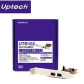 Uptech 登昌恆 UTB102 1394a 擴充卡