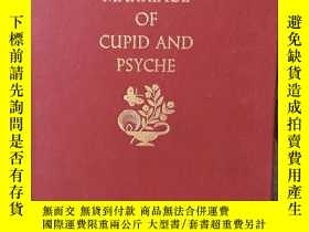 二手書博民逛書店The罕見Marriage of Cupid and Psyche retold by Walter Pater