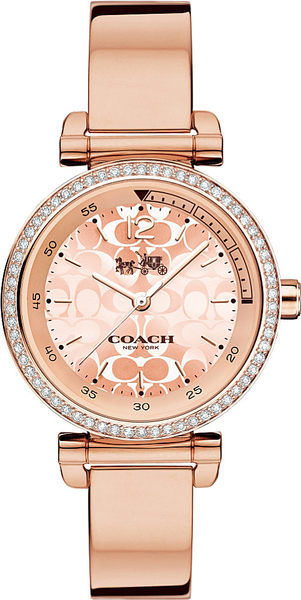 【Coach】/巴黎時尚手鐲錶(男錶 女錶 Watch)/14502543/台灣總代理原廠公司貨兩年保固