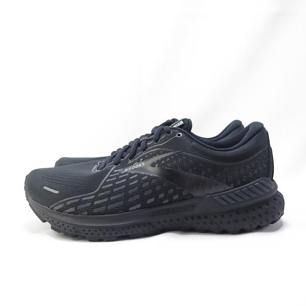 Brooks GTS 21 慢跑鞋 4E寬楦 1103494E020 男款 黑【iSport 愛運動】