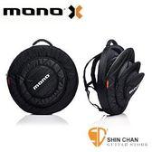 mono銅鈸袋►最新款-美國MONO M80系列(M80-CY22-BLK) CYMBAL銅鈸袋