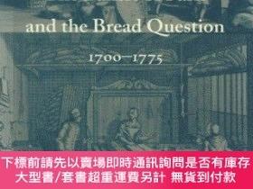 二手書博民逛書店The罕見Bakers Of Paris And The Bread Question, 1700-1775Y