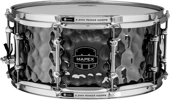 凱傑樂器 出清特惠 MAPEX Daisy Cutter Snare Drum ARST465HCEB 小鼓