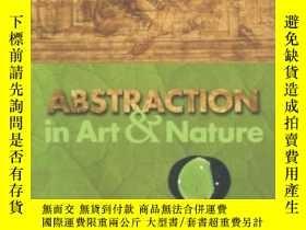 二手書博民逛書店Abstraction罕見In Art And NatureY255562 Nathan Cabot Hale
