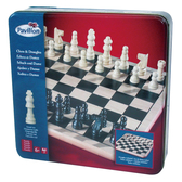 PAVILION 木製西洋棋