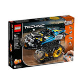 【LEGO 樂高 積木】LT-42095 Technic科技 無線遙控特技賽車 (324pcs)