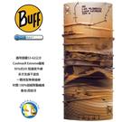 [西班牙製 BUFF] Coolmax 荒漠探索 防曬透氣 頭巾;BF117017-303;蝴蝶魚戶外