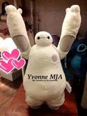 *Yvonne MJA* 美國 迪士尼 Disney 樂園限定正品 大英雄天團 Baymax 杯麵 (大型號)娃娃