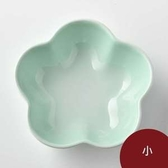 Le Creuset 花型盤 小 冰川綠