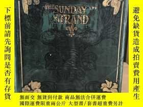 二手書博民逛書店1906年罕見The Sunday Strand and Hom