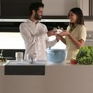義大利GUZZINI-廚房系列-Chop & Store系列手拉式蔬菜搗碎器