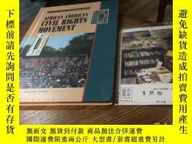 二手書博民逛書店英文原版罕見causes and consequences of the African American civ