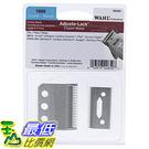 [107美國直購] 修容刀 刀片Wahl Professional Adjusto-Lock (1mm–3mm) Clipper Blade 1005 Great for Professional Stylists
