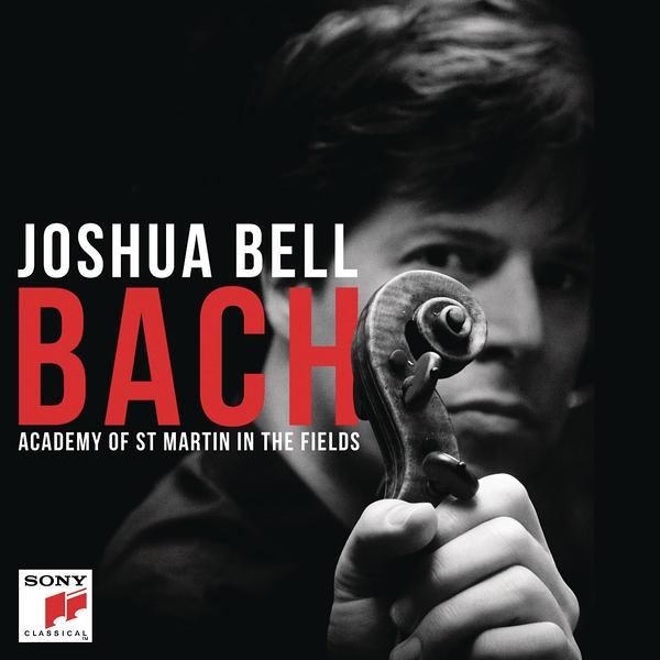 約夏‧貝爾/巴哈小提琴協奏曲