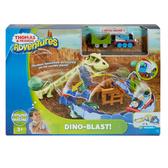 湯瑪士大冒險-恐龍歷險遊戲組