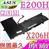 ASUS C21N1521 電池(原廠)-華碩 VivoBook X206 ,E200 ,E200HA ,E200HA-1B,E200HA-1E,E200HA-1G