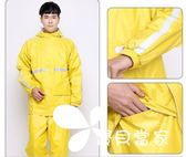 摩的雨衣 雨衣雨褲套裝分體成人騎行電瓶車摩托車外賣廣告防水雨衣定制logo