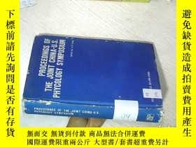 二手書博民逛書店PROCEEDINGS罕見OF THE JOINT CHINA-