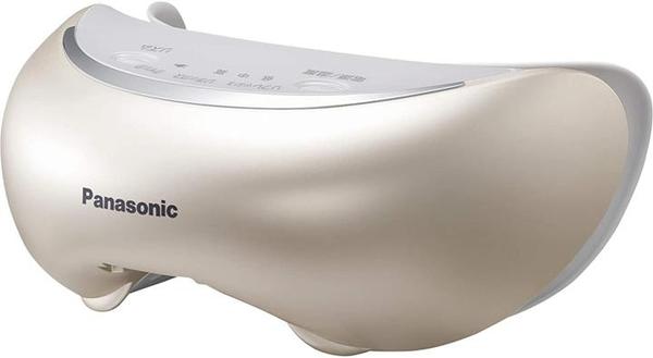 【日本代購】Panasonic 松下 眼部溫感按摩器 美容儀 海外適用 金色色調 EH-SW68-N