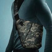 NewBring單肩包小胸包男斜挎包學生男士包包休閒運動小背包潮
