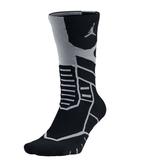 NIKE JORDAN JUMPMAN FLIGHT CREW 襪子 中筒 籃球 黑 灰 【運動世界】642210-022