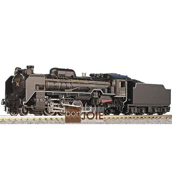::bonJOIE:: 日本進口 N規 KATO 2016-8 D51 200 蒸汽車頭 (全新盒裝) 蒸氣火車 火車頭 蒸氣機關車 鐵道模型