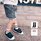 彩虹中筒襪 長襪 橘魔法 Baby magic 現貨 襪子 中筒襪 襪 童 兒童 童裝 足球襪