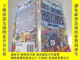 二手書博民逛書店Earth-shattering罕見Earthquakes驚天動地的地震Y212829