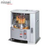 日本Nissei 煤油暖爐(NC-S246RD)★分期0利率★免運★