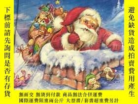 二手書博民逛書店The罕見Night Before ChristmasY3686