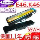 Lenovo E46A 電池(原廠)-IBM電池 E46G,E46L,K46A,K46G L09m6d21,L10p6y21,L09m6y23