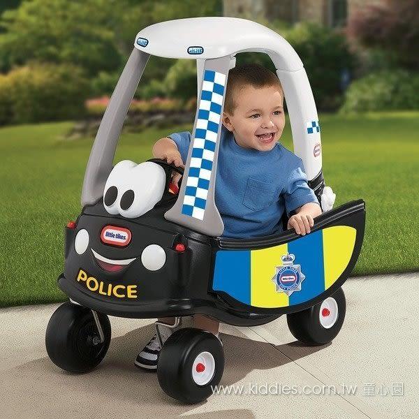 (限宅配)美國【Little Tikes】→終極警車(幼教社 親子餐廳 感覺統合 教具 遊具 批發 玩具 童書