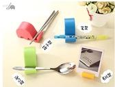 韓風創意造型支架 迷你可愛小象支撐架 手機座 五彩繽紛顏色 名片座 餐具座 【P011】MY COLOR