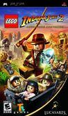 PSP Lego Indiana Jones 2 樂高印地安納瓊斯2(美版代購)