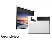 《新竹 名展音響》加拿大 GRANDVIEW 100吋 4:3 Fancy 系列 FC-MF100 智能電動布幕