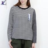 【秋冬新品】American Bluedeer - 粗細條紋上衣 二色