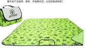 戶外便攜野餐地墊春游墊子超輕可折疊防潮墊加厚防水牛津布野餐墊