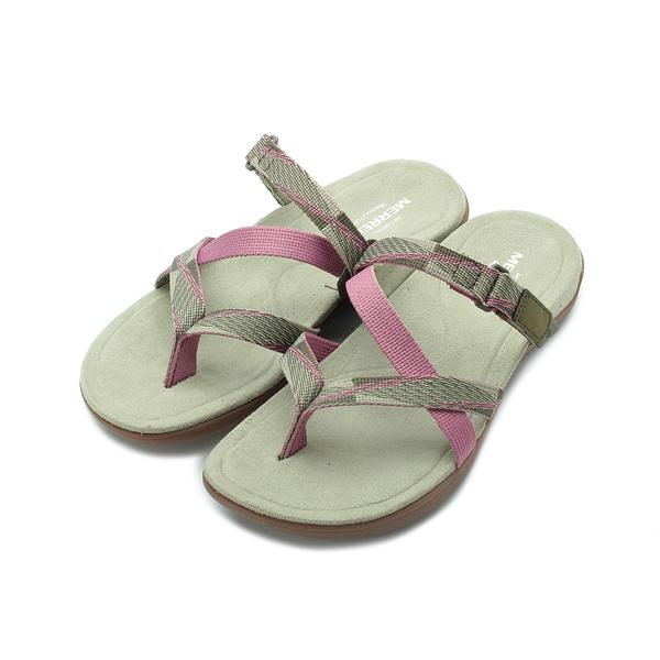 MERRELL DISTRICT MENDI THONG 夾腳涼鞋 淺綠 ML000108 女鞋