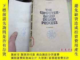 二手書博民逛書店the罕見computer-based design proce