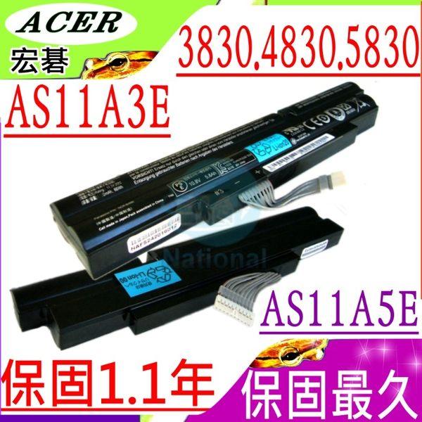 ACER AS11A3E,3830,4830,5830 電池(保固最久)-宏碁 3830T,4830T,5830T,3830TG,4830TG,AS11A5E,5830TG